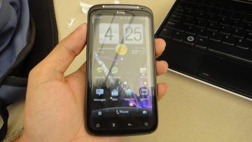 HTC Sensation - AndroidPakistan.com