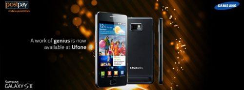 Samsung Galaxy S II - Ufone