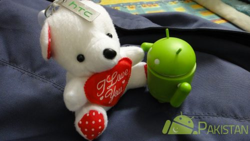 Valentine's Day with Android