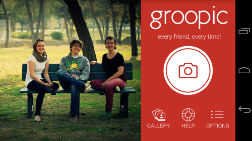 Groopic for Android