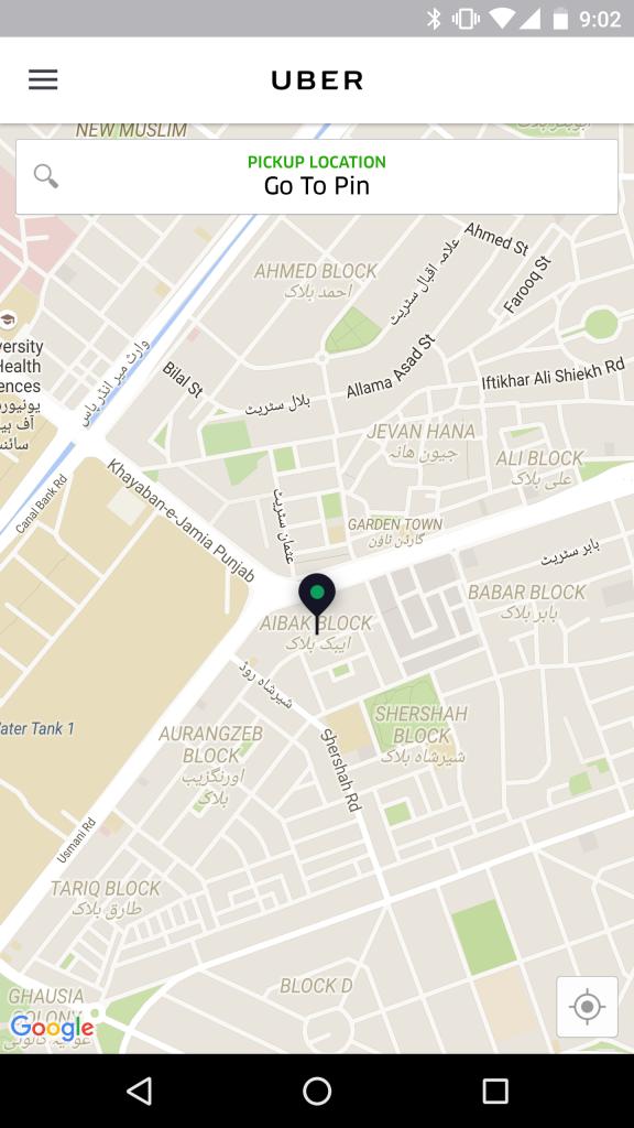 Uber-Pakistan
