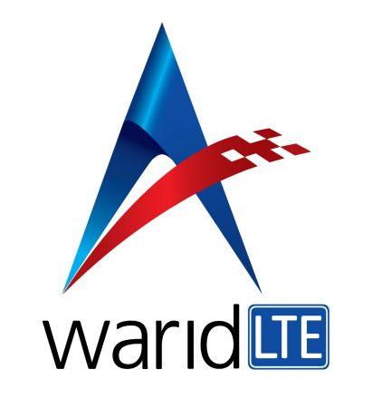 Warid 4G LTE Logo