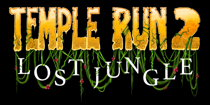 Temple Run 2: Lost Jungle logo