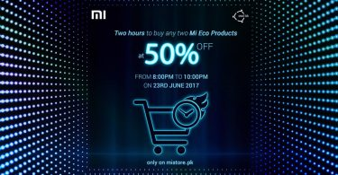 Xiaomi Pakistan - Mi Store Flash Sale