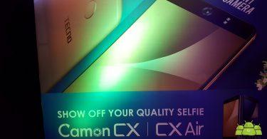 TECNO Mobile Camon CX Camon CX Air 3 375x195 - TECNO Mobile Holds Camon CX and Camon CX Air Launch Event in Pakistan