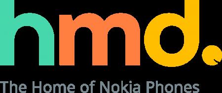 HMD Global Logo (Coloured)