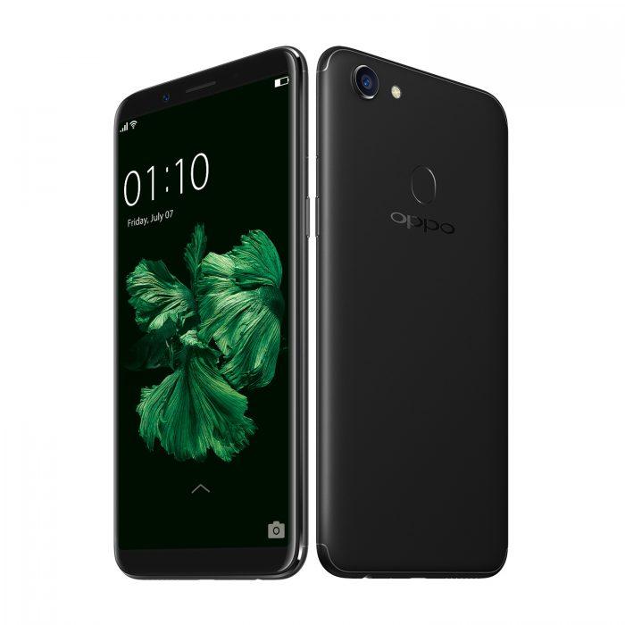 OPPO F5 6GB Black
