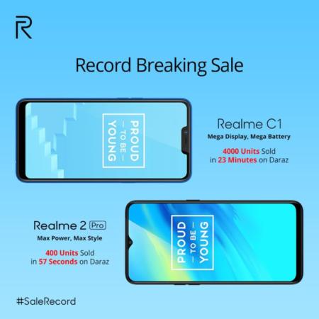 Realme Sale in Pakistan